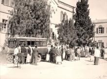 محطة باصات قرية عين كارم