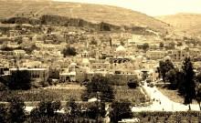 مدينة نابلس 1935