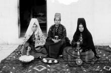 جلسة نسائية في بيت لحم 1930