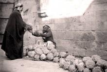 سوق خان الزيت، القدس عام 1933