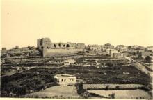 مدينة شفاعمرو عام 1894