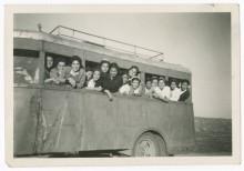 رحله لطالبات بير زيت عام 1947-1948