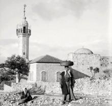 القدس، الشيخ جراح عام 1907
