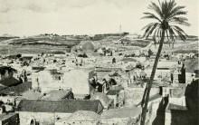 القدس، البلدة القديمة عام 1922