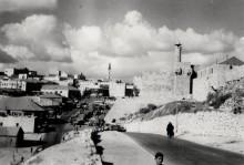 القدس، باب الخليل عام 1947