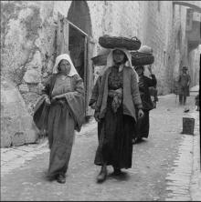 القدس، البلدة القديمة عام 1930