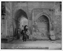 القدس، سبيل باب السلسلة