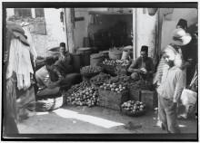 القدس، البلدة القديمة في عشرينات القرن الماضي