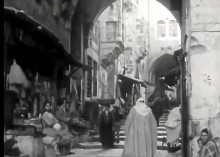 القدس، باب السلسلة في عشرينات القرن الماضي
